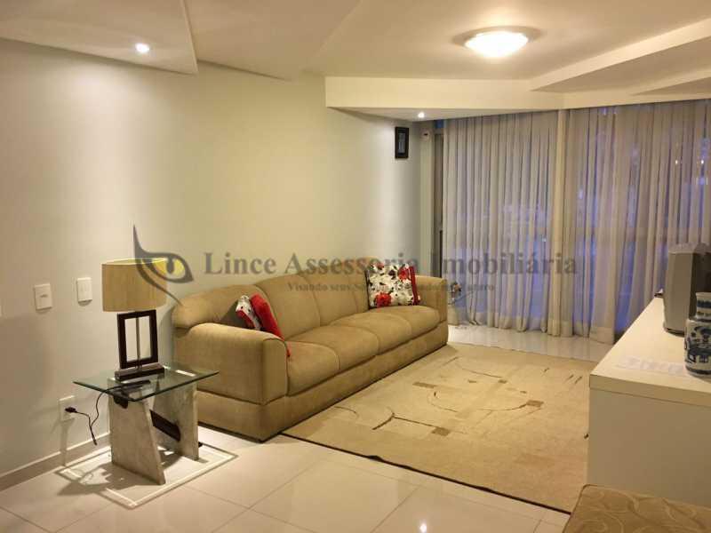sala - Apartamento 3 quartos à venda Tijuca, Norte,Rio de Janeiro - R$ 750.000 - TAAP31371 - 3