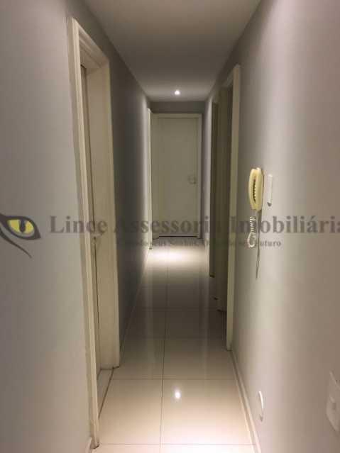 corredor  - Apartamento 3 quartos à venda Tijuca, Norte,Rio de Janeiro - R$ 750.000 - TAAP31371 - 7