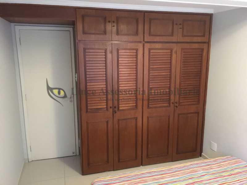 3º quarto - Apartamento 3 quartos à venda Tijuca, Norte,Rio de Janeiro - R$ 750.000 - TAAP31371 - 13