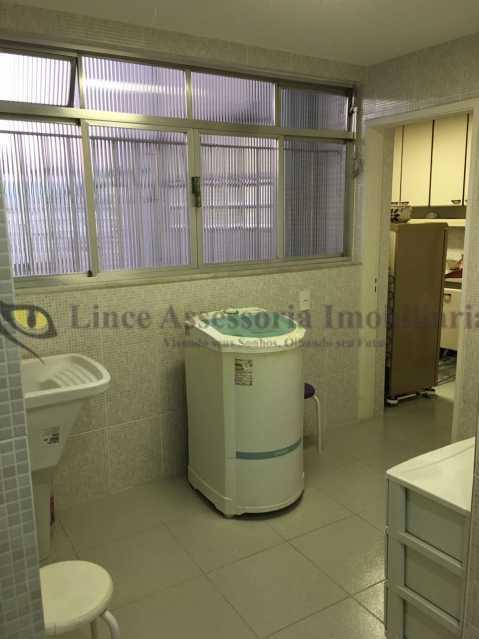 area serv  - Apartamento 3 quartos à venda Tijuca, Norte,Rio de Janeiro - R$ 750.000 - TAAP31371 - 22
