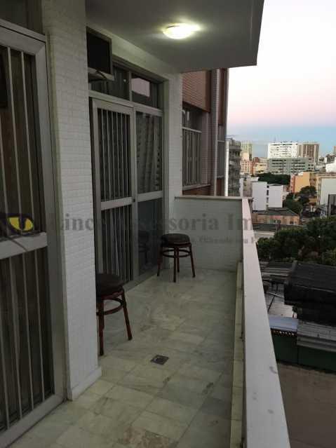 varanda  - Apartamento 3 quartos à venda Tijuca, Norte,Rio de Janeiro - R$ 750.000 - TAAP31371 - 6