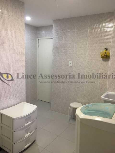 area serv - Apartamento 3 quartos à venda Tijuca, Norte,Rio de Janeiro - R$ 750.000 - TAAP31371 - 26