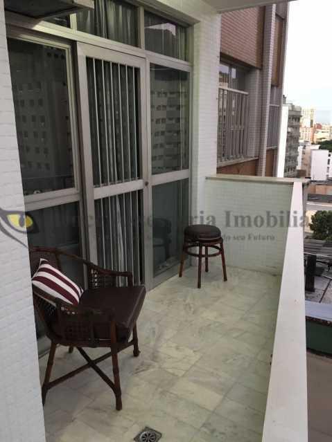 varanda  - Apartamento 3 quartos à venda Tijuca, Norte,Rio de Janeiro - R$ 750.000 - TAAP31371 - 27