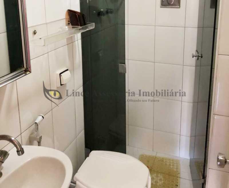 19 BANHEIRO. - Apartamento 3 quartos à venda Copacabana, Sul,Rio de Janeiro - R$ 1.250.000 - TAAP31375 - 20