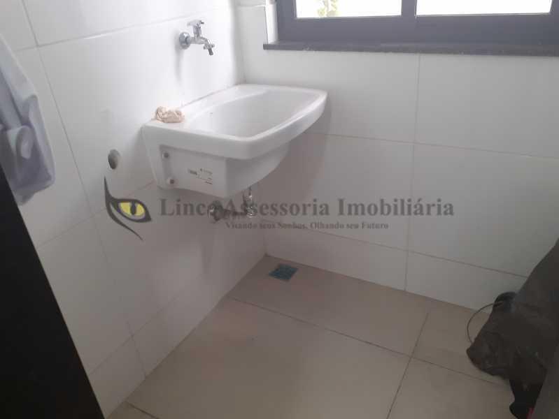 Areaserviço - Casa 3 quartos à venda Maracanã, Norte,Rio de Janeiro - R$ 799.000 - TACA30118 - 27