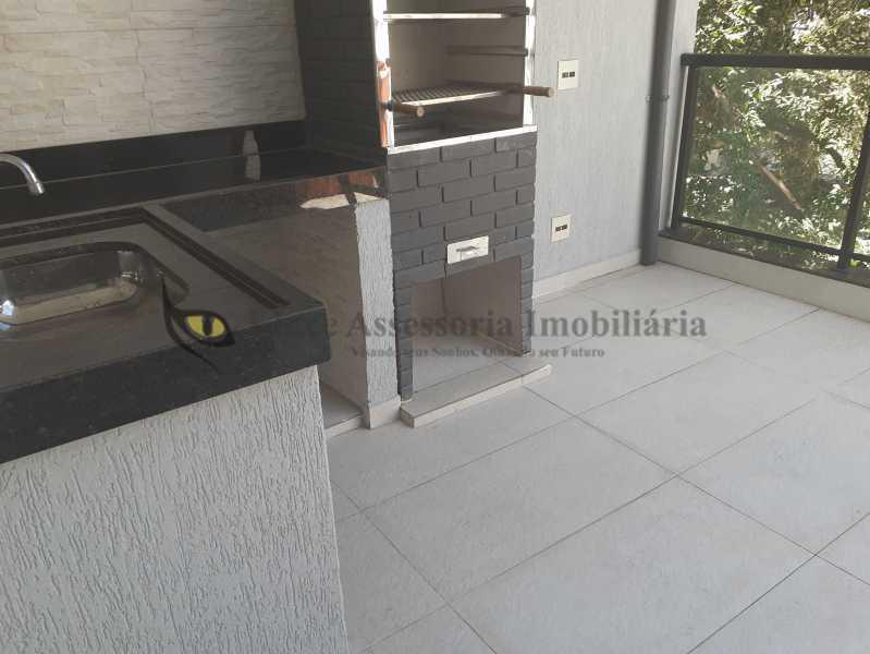 Churrasquera1.2 - Casa 3 quartos à venda Maracanã, Norte,Rio de Janeiro - R$ 799.000 - TACA30118 - 29