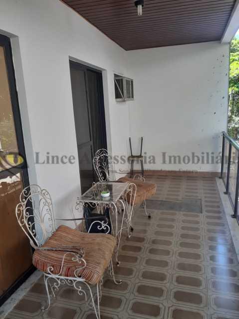 4-Varanda - Apartamento 3 quartos à venda Andaraí, Norte,Rio de Janeiro - R$ 600.000 - TAAP31379 - 5