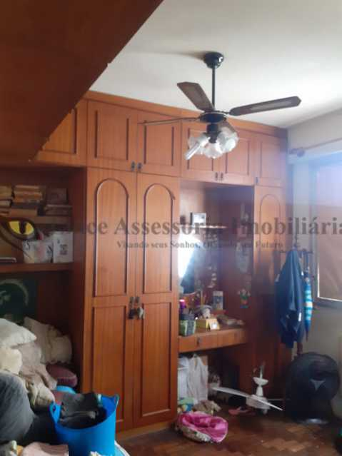 10-quarto-3 2 - Apartamento 3 quartos à venda Andaraí, Norte,Rio de Janeiro - R$ 600.000 - TAAP31379 - 11