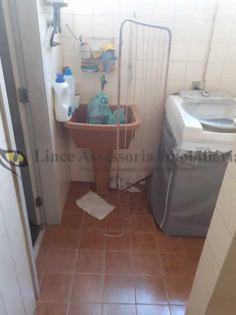 21-área de serviço - Apartamento 3 quartos à venda Andaraí, Norte,Rio de Janeiro - R$ 600.000 - TAAP31379 - 22