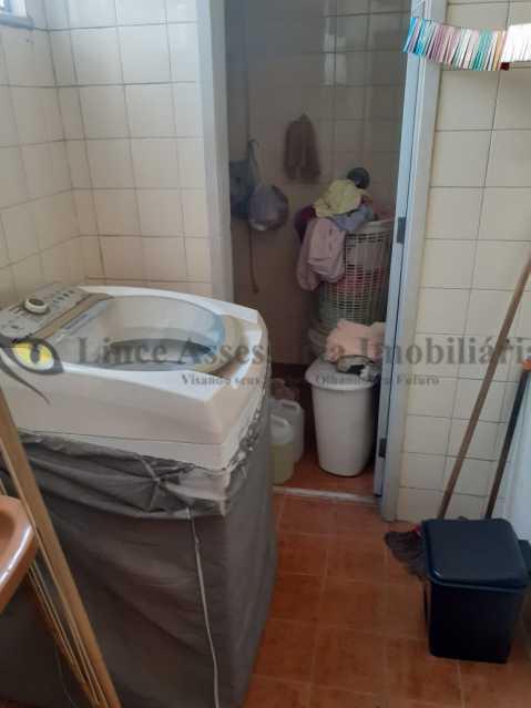 22-área de serviço e banheir - Apartamento 3 quartos à venda Andaraí, Norte,Rio de Janeiro - R$ 600.000 - TAAP31379 - 23