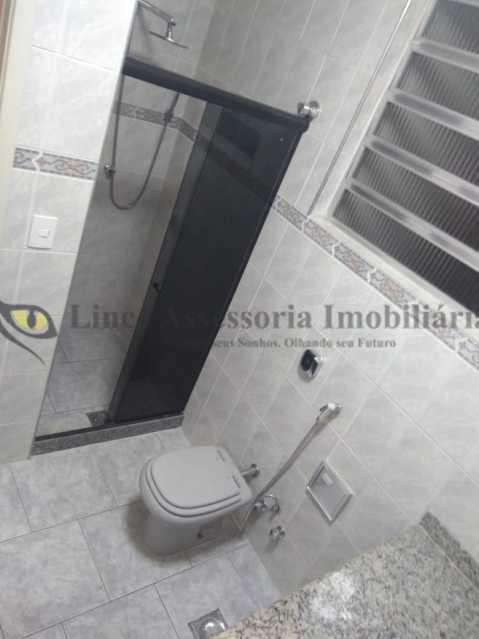 12-banheiro social - Apartamento 2 quartos à venda Méier, Norte,Rio de Janeiro - R$ 350.000 - TAAP22451 - 13