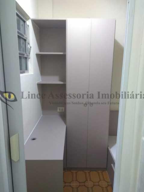 21-quarto de empregada - Apartamento 2 quartos à venda Méier, Norte,Rio de Janeiro - R$ 350.000 - TAAP22451 - 22