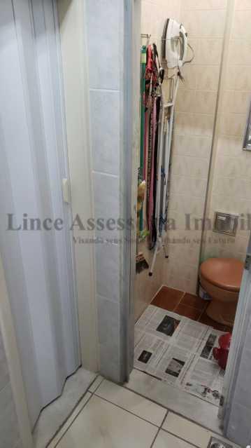 23-banheiro de empregad - Apartamento 2 quartos à venda Méier, Norte,Rio de Janeiro - R$ 350.000 - TAAP22451 - 24
