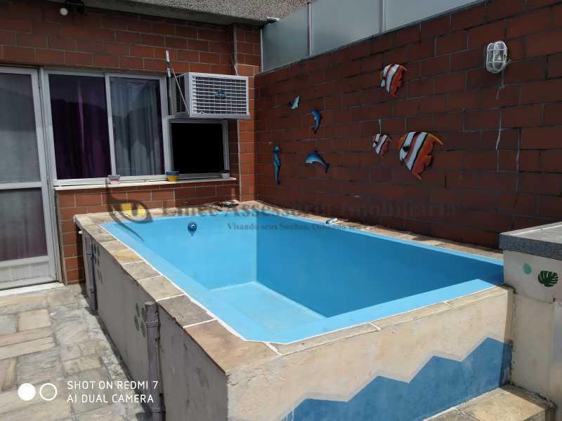 Terraço - Cobertura 4 quartos à venda Engenho Novo, Norte,Rio de Janeiro - R$ 400.000 - TACO40055 - 18