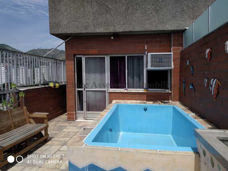Terraço - Cobertura 4 quartos à venda Engenho Novo, Norte,Rio de Janeiro - R$ 400.000 - TACO40055 - 19