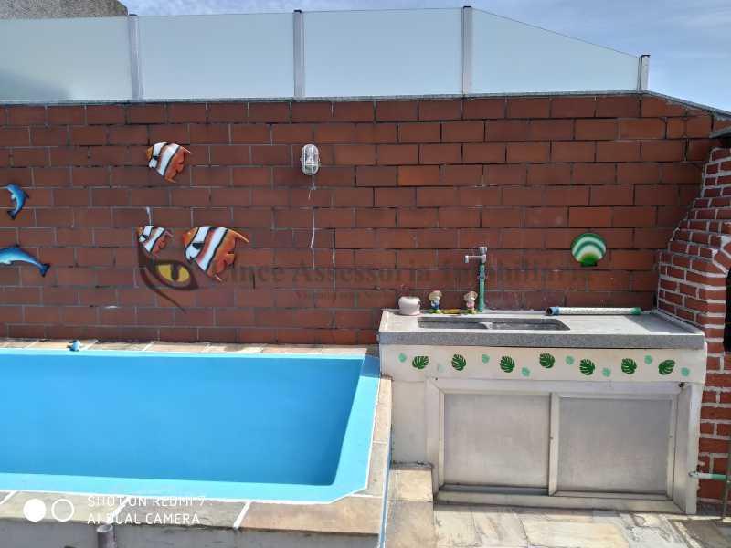 IMG_20210201_103320 - Cobertura 4 quartos à venda Engenho Novo, Norte,Rio de Janeiro - R$ 400.000 - TACO40055 - 21