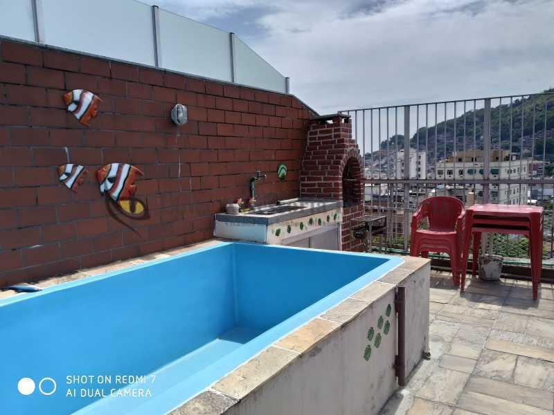 IMG_20210201_103328 - Cobertura 4 quartos à venda Engenho Novo, Norte,Rio de Janeiro - R$ 400.000 - TACO40055 - 22