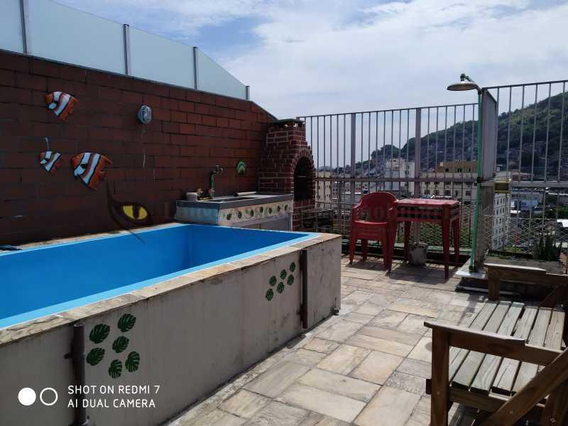 Terraço - Cobertura 4 quartos à venda Engenho Novo, Norte,Rio de Janeiro - R$ 400.000 - TACO40055 - 27