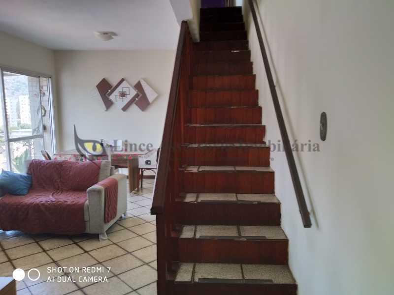 Sala - Cobertura 4 quartos à venda Engenho Novo, Norte,Rio de Janeiro - R$ 400.000 - TACO40055 - 3