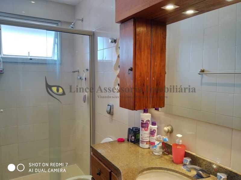 Banheiro social - Cobertura 4 quartos à venda Engenho Novo, Norte,Rio de Janeiro - R$ 400.000 - TACO40055 - 6