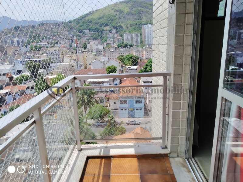 Varanda - Cobertura 4 quartos à venda Engenho Novo, Norte,Rio de Janeiro - R$ 400.000 - TACO40055 - 5