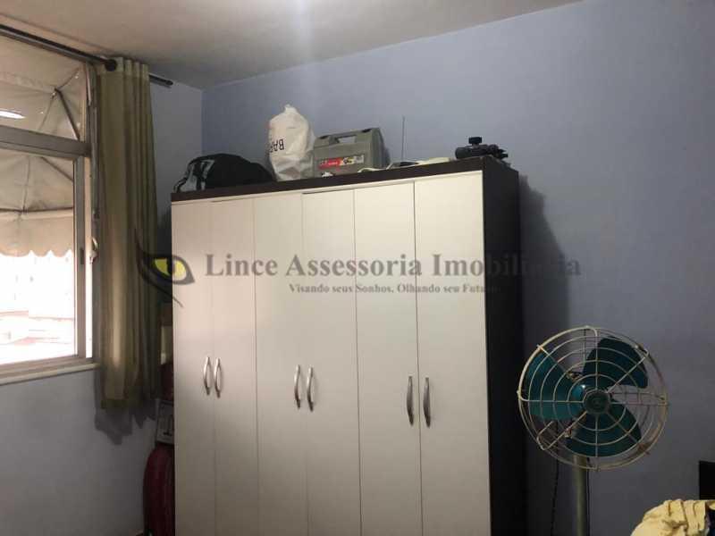 Quarto - Apartamento 2 quartos à venda Méier, Norte,Rio de Janeiro - R$ 275.000 - TAAP22452 - 11
