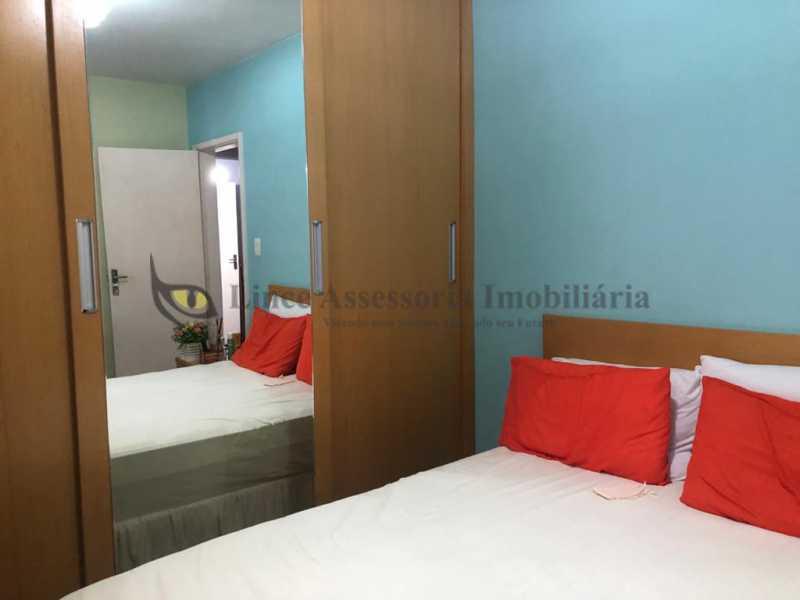 Quarto - Apartamento 2 quartos à venda Méier, Norte,Rio de Janeiro - R$ 275.000 - TAAP22452 - 14