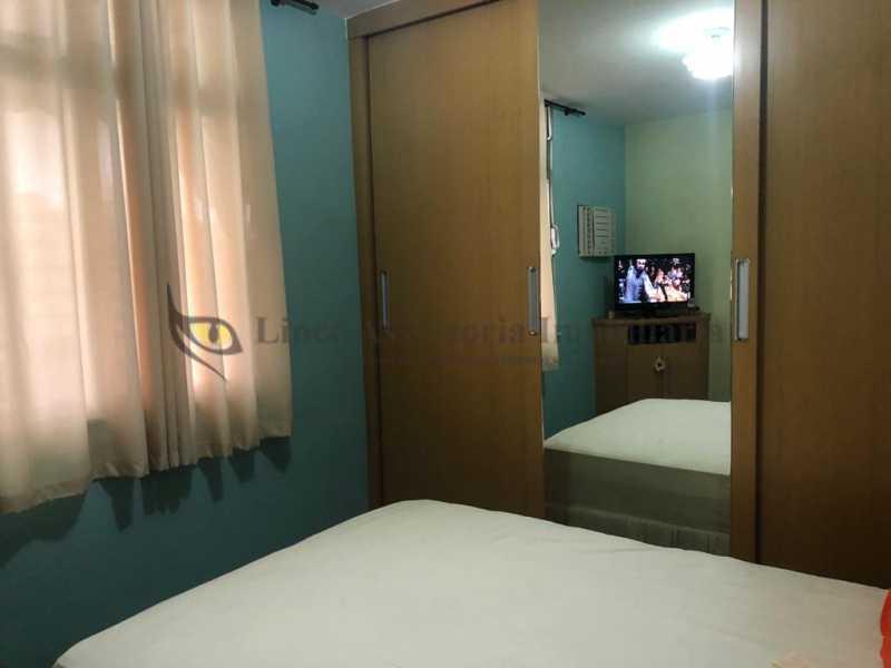 Quarto - Apartamento 2 quartos à venda Méier, Norte,Rio de Janeiro - R$ 275.000 - TAAP22452 - 15