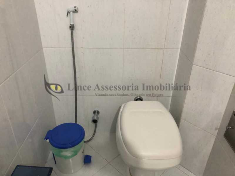 Banheiro social - Apartamento 2 quartos à venda Méier, Norte,Rio de Janeiro - R$ 275.000 - TAAP22452 - 17