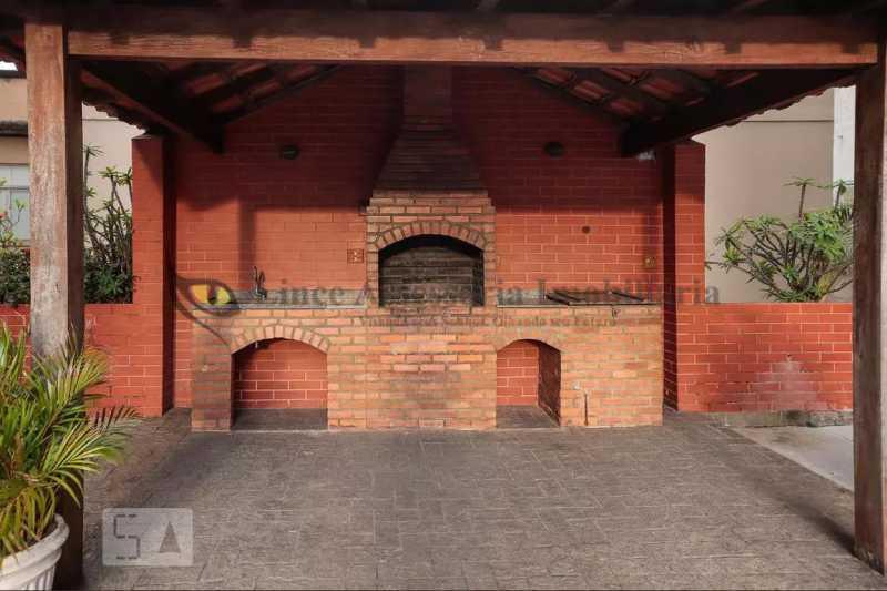 Churrasqueira - Apartamento 2 quartos à venda Méier, Norte,Rio de Janeiro - R$ 275.000 - TAAP22452 - 30