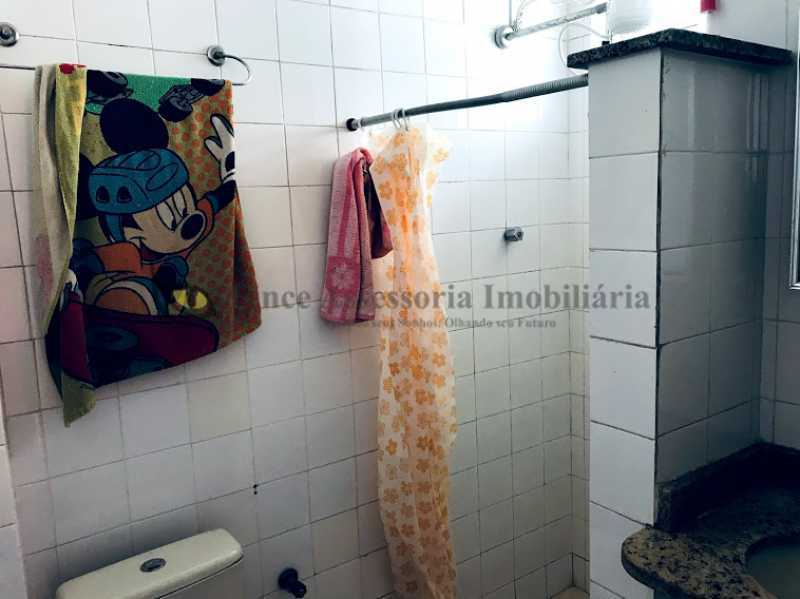 12 BANHEIRO SOCIAL 1.1 - Apartamento 1 quarto à venda Centro,RJ - R$ 390.000 - TAAP10486 - 13