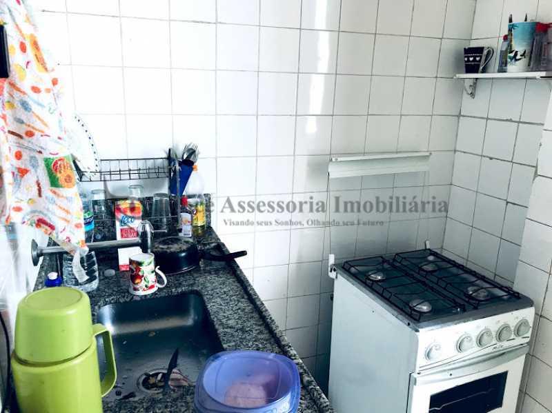 13 COZINHA 1 - Apartamento 1 quarto à venda Centro,RJ - R$ 390.000 - TAAP10486 - 14