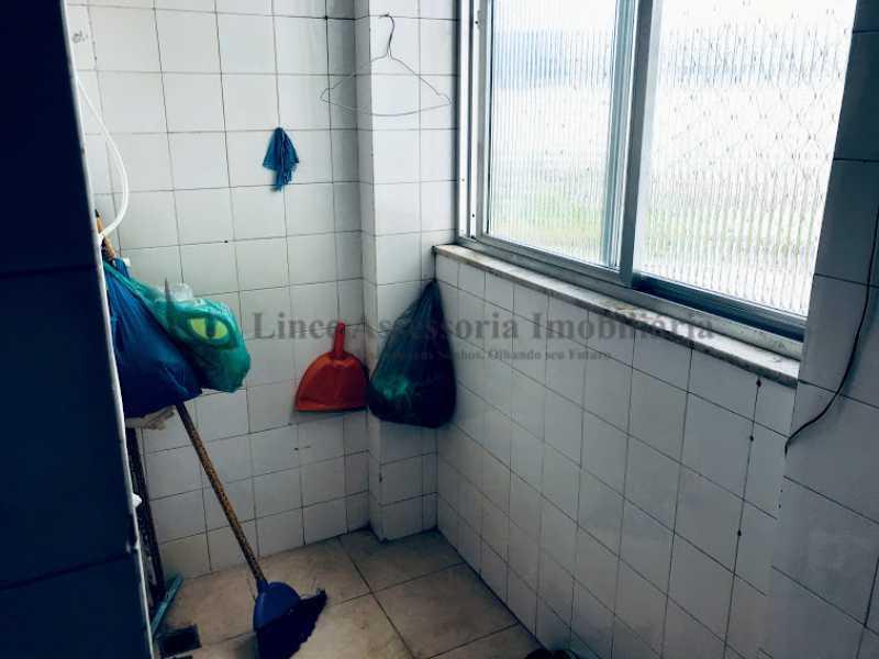 16 ÁREA DE  SERVIÇO 1 - Apartamento 1 quarto à venda Centro,RJ - R$ 390.000 - TAAP10486 - 17