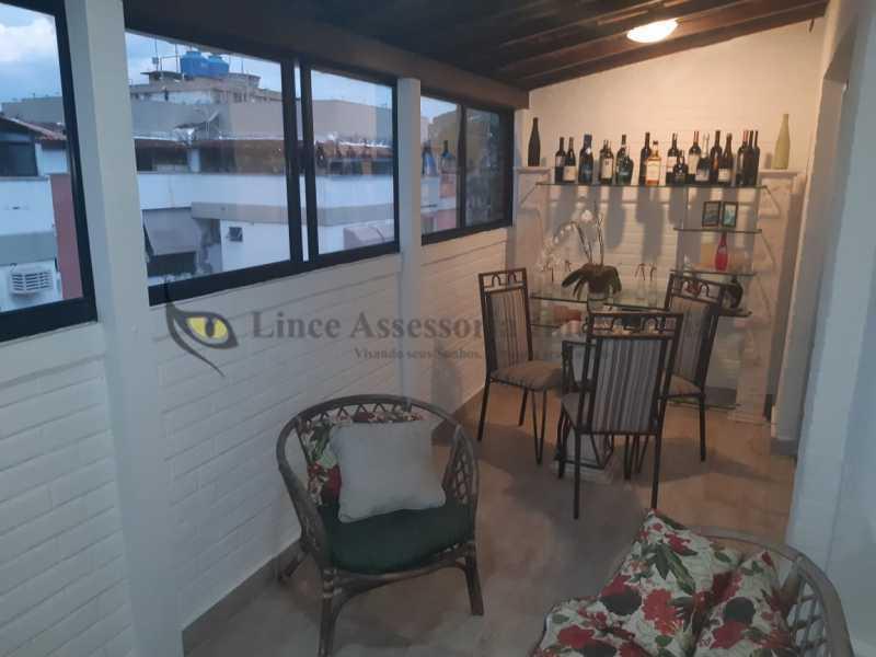 3 - Cobertura 3 quartos à venda Tijuca, Norte,Rio de Janeiro - R$ 830.000 - TACO30157 - 5