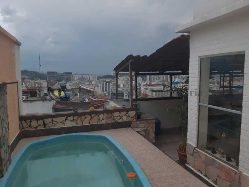 6 - Cobertura 3 quartos à venda Tijuca, Norte,Rio de Janeiro - R$ 830.000 - TACO30157 - 8
