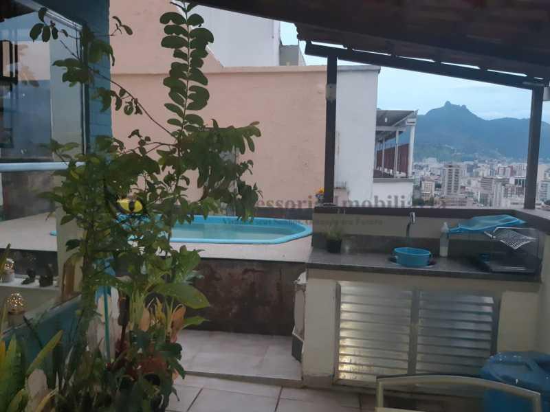7 - Cobertura 3 quartos à venda Tijuca, Norte,Rio de Janeiro - R$ 830.000 - TACO30157 - 9