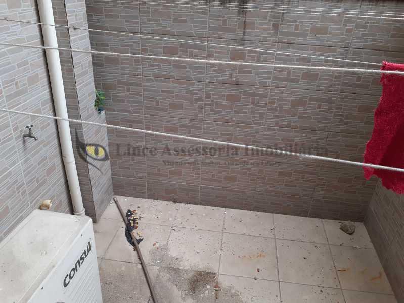 area externa quarto1 - Casa em Condomínio 4 quartos à venda Vila Isabel, Norte,Rio de Janeiro - R$ 990.000 - TACN40008 - 27