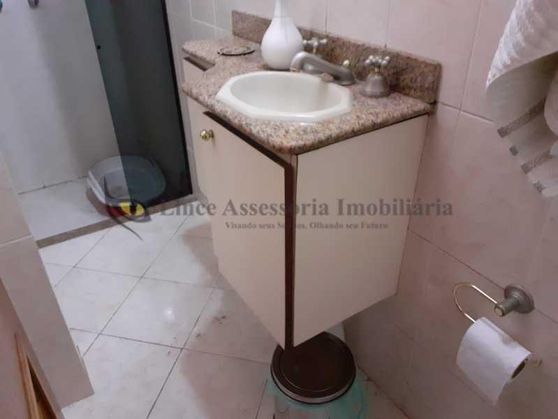 banheirosocial2.1 - Casa em Condomínio 4 quartos à venda Vila Isabel, Norte,Rio de Janeiro - R$ 990.000 - TACN40008 - 16