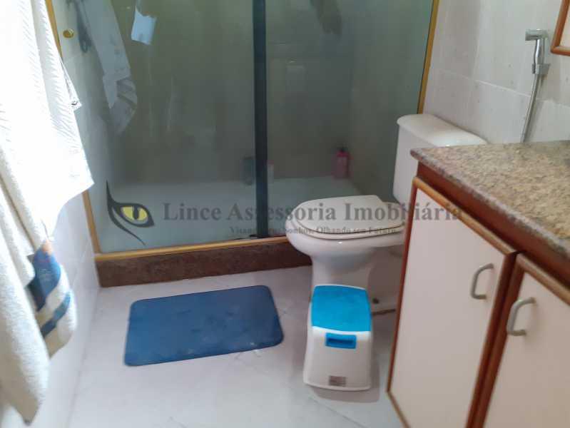 banheirosuite1.1 - Casa em Condomínio 4 quartos à venda Vila Isabel, Norte,Rio de Janeiro - R$ 990.000 - TACN40008 - 14