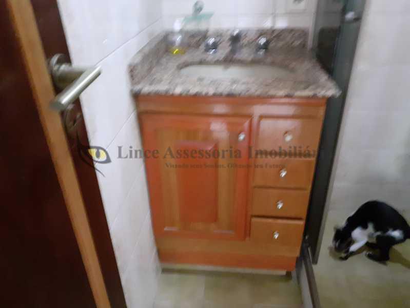 banheiroterraço1.1 - Casa em Condomínio 4 quartos à venda Vila Isabel, Norte,Rio de Janeiro - R$ 990.000 - TACN40008 - 20