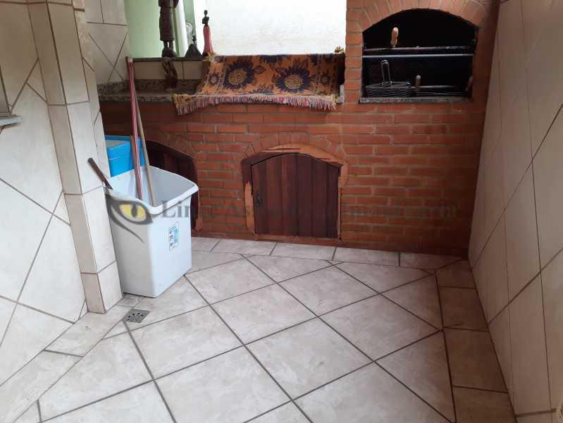 churrasqueiraterraço - Casa em Condomínio 4 quartos à venda Vila Isabel, Norte,Rio de Janeiro - R$ 990.000 - TACN40008 - 21