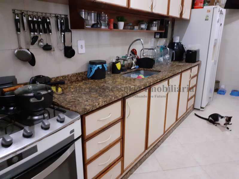 copa cozinha - Casa em Condomínio 4 quartos à venda Vila Isabel, Norte,Rio de Janeiro - R$ 990.000 - TACN40008 - 22