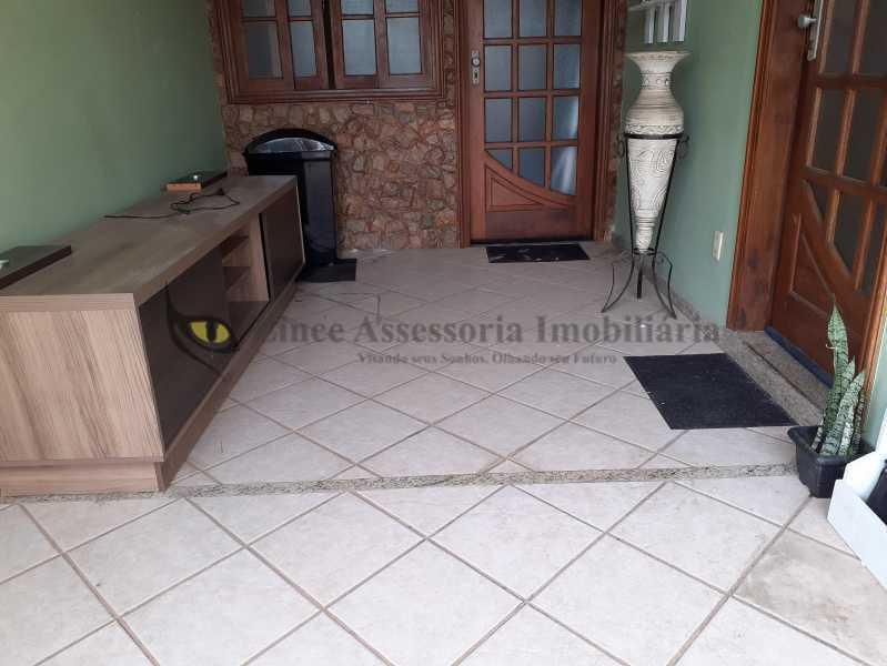 Garagem ou Varanda - Casa em Condomínio 4 quartos à venda Vila Isabel, Norte,Rio de Janeiro - R$ 990.000 - TACN40008 - 3