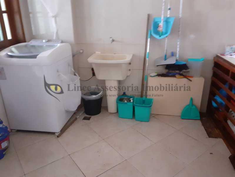 Lavanderia 1.1 - Casa em Condomínio 4 quartos à venda Vila Isabel, Norte,Rio de Janeiro - R$ 990.000 - TACN40008 - 26