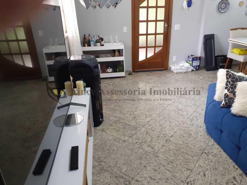 Sala - Casa em Condomínio 4 quartos à venda Vila Isabel, Norte,Rio de Janeiro - R$ 990.000 - TACN40008 - 6