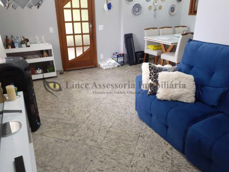 Sala1.2 - Casa em Condomínio 4 quartos à venda Vila Isabel, Norte,Rio de Janeiro - R$ 990.000 - TACN40008 - 5