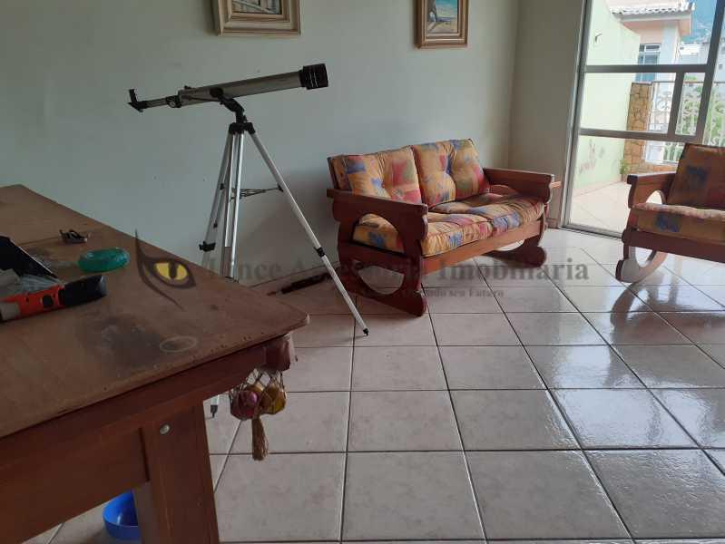salãoterraço1.2 - Casa em Condomínio 4 quartos à venda Vila Isabel, Norte,Rio de Janeiro - R$ 990.000 - TACN40008 - 28