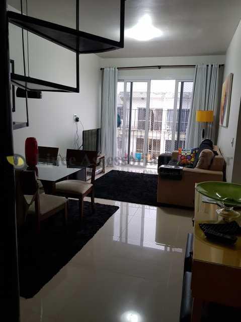 3-sala 2 - Cobertura 3 quartos à venda Rio Comprido, Norte,Rio de Janeiro - R$ 670.000 - TACO30158 - 4