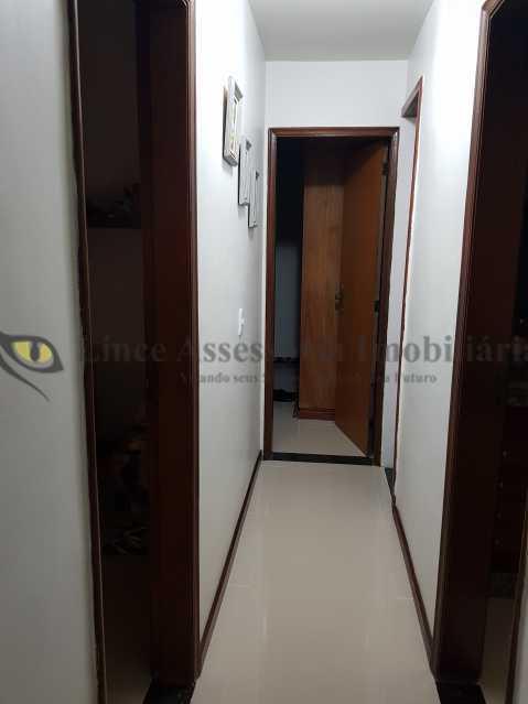 4-circulação - Cobertura 3 quartos à venda Rio Comprido, Norte,Rio de Janeiro - R$ 670.000 - TACO30158 - 5