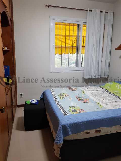 5-quarto- 1º piso - Cobertura 3 quartos à venda Rio Comprido, Norte,Rio de Janeiro - R$ 670.000 - TACO30158 - 6